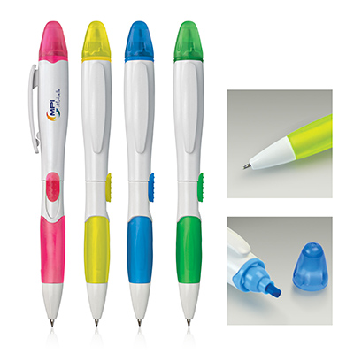 EVIDENZA ball pen/highlighter - AC 11