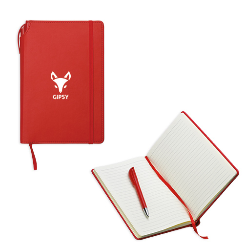 SAND note pad with ball pen - AC 914