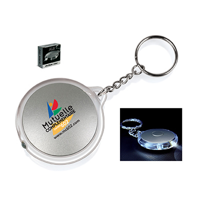 GALAXY flashlight key holder - AL 8