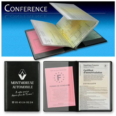CONFERENCE documents holder - CF 9
