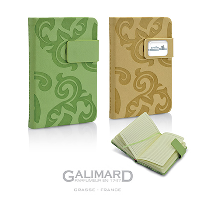 Bloc-notes GRACE de GALIMARD - GA 160