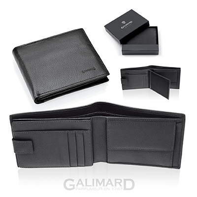 Portefeuille cuir EXECUTIVE de GALIMARD - GM 107