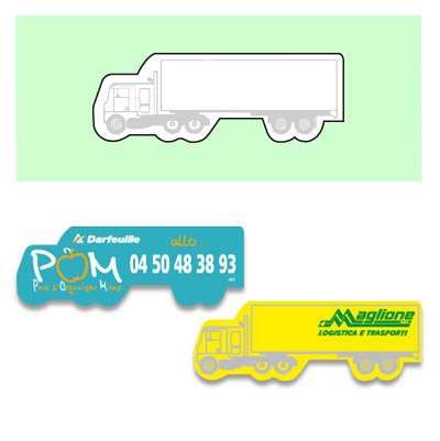 Lorry magnet - MG 9928