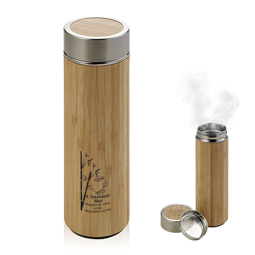 Thermos bottle BAMBOO